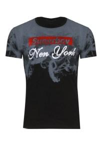 Ανδρικό T-shirt Lest Black