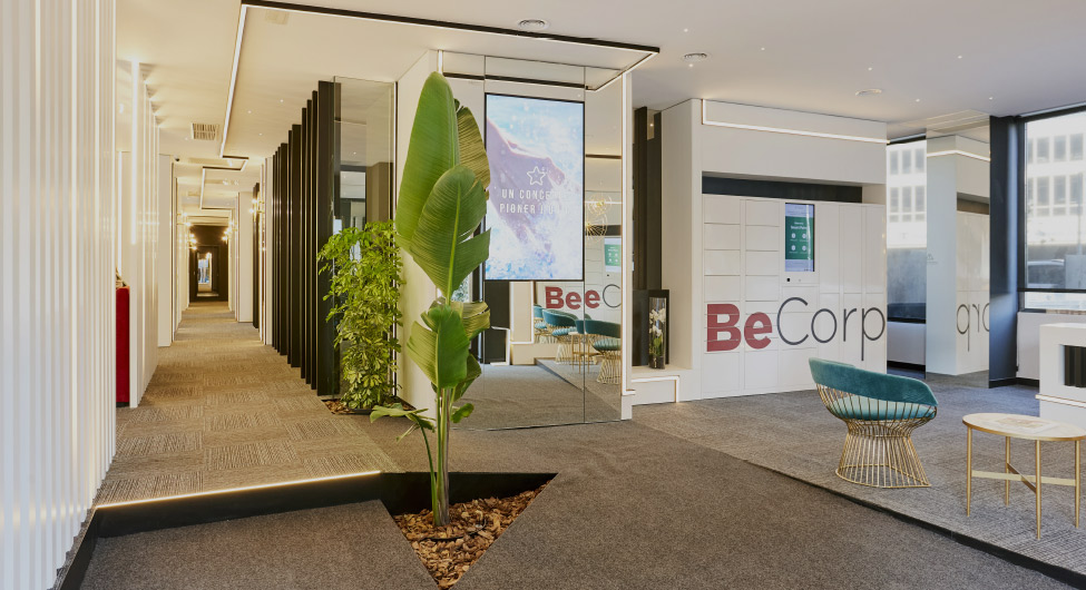 Concierge Rental apartments BeCorp in Sant Just Desvern