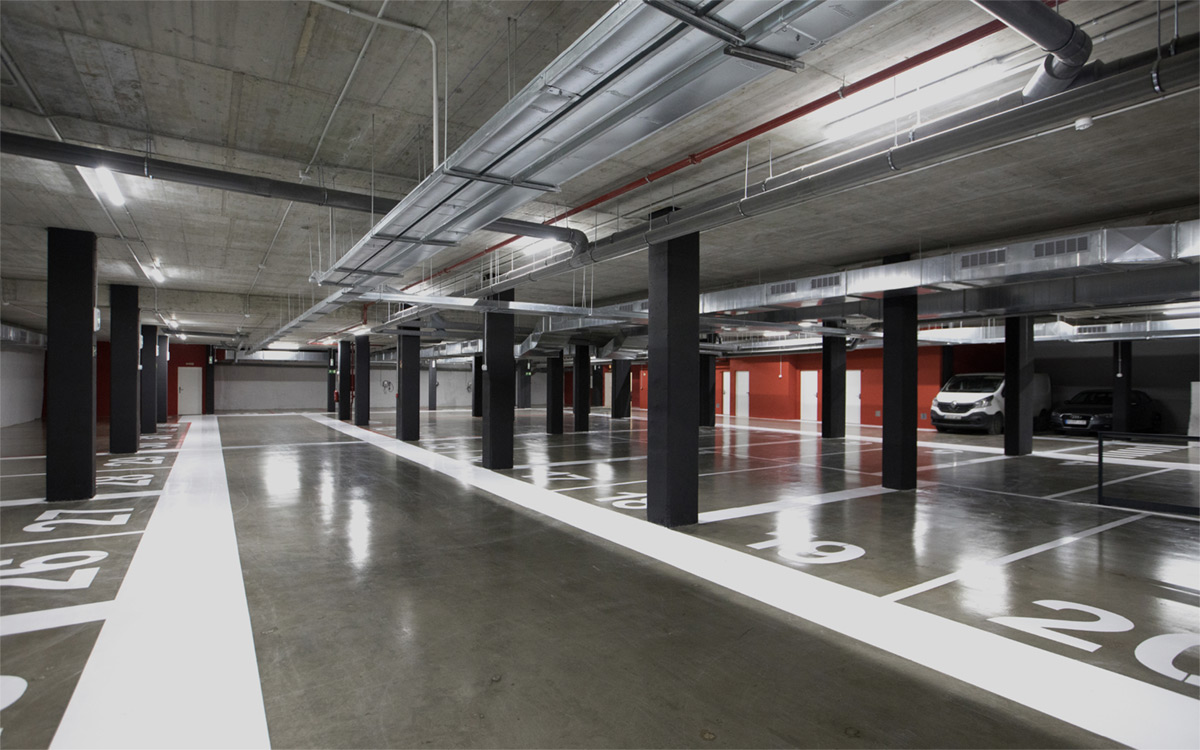 pisos alquiler terrassa parking