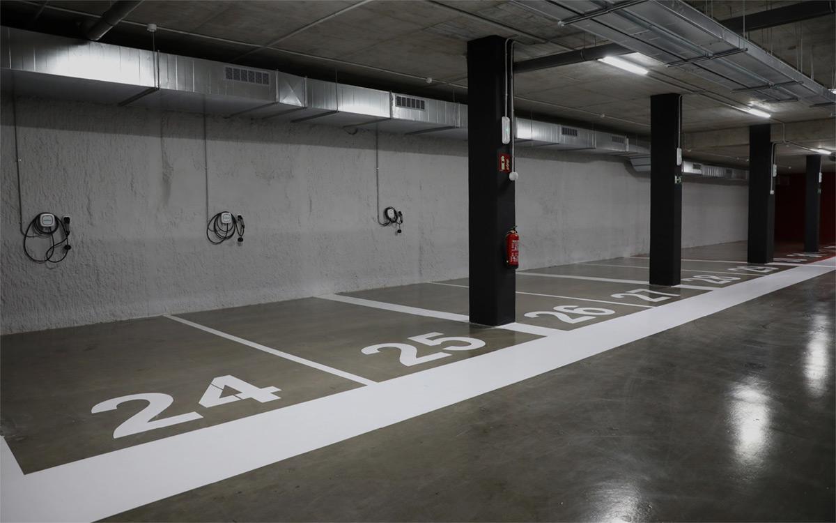 rental apartments terrassa parking