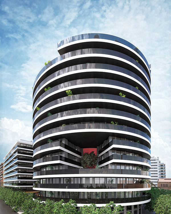 Edificio circular | BeCorp
