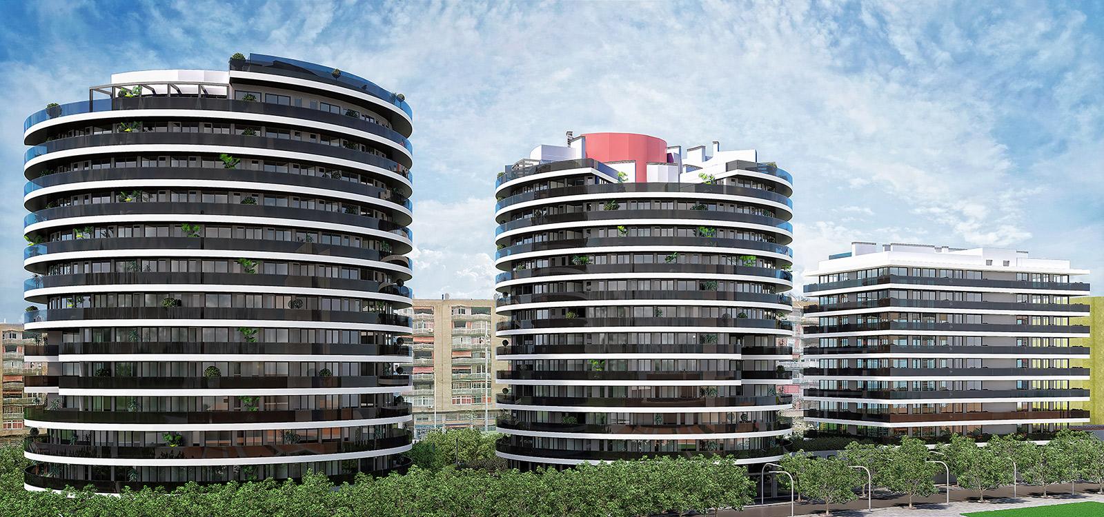 Edificios de viviendas | BeCorp