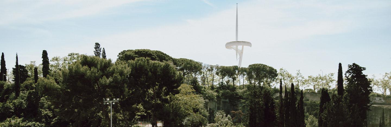 Montjuïc Park, endless plans inside