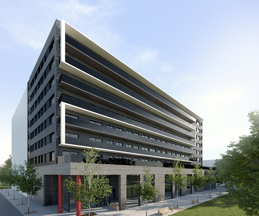 pisos-alquiler-becorp-barcelona-sagrera-vista-frontal