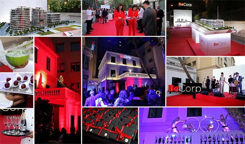 becorp evento pisos alquiler Barcelona
