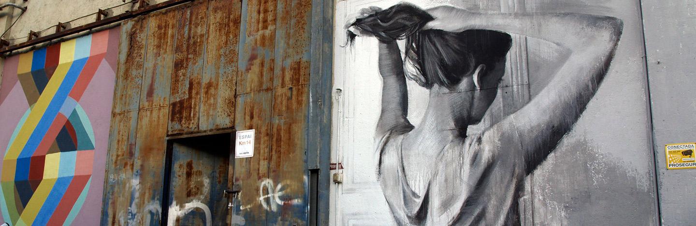 La Nau Bostik, space for artistic creation