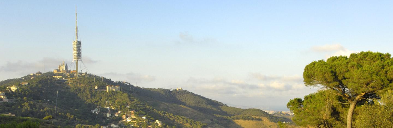 Descubre el Parque de Collserola desde Sant Just