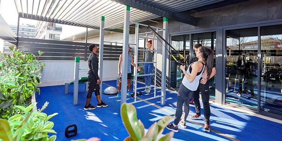 pisos de lloguer amb gym i personal trainer