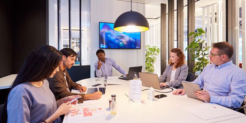 coworking amb sales de reunió