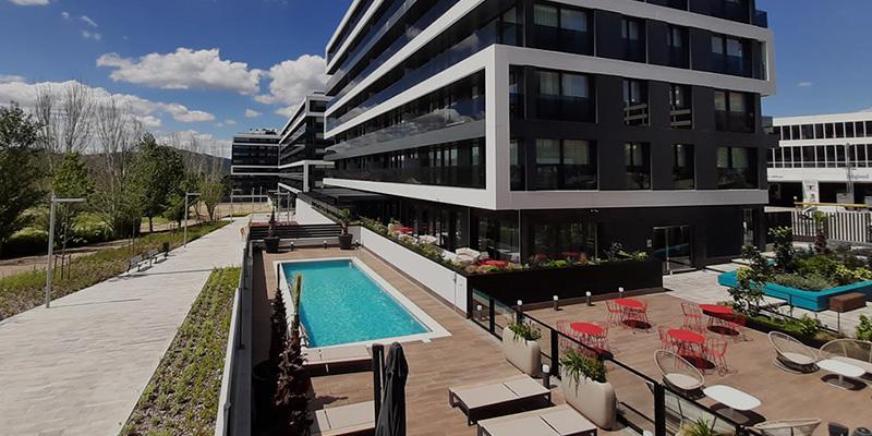 pisos lloguer amb piscina barcelona