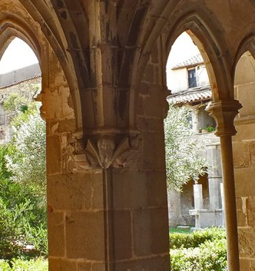 Find calm again in the monastery of Sant Jeroni de la Murtra