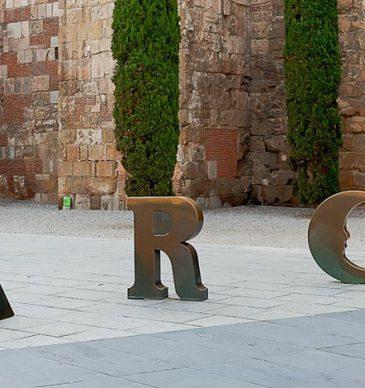 Viatja a Barcino, la Barcelona romana