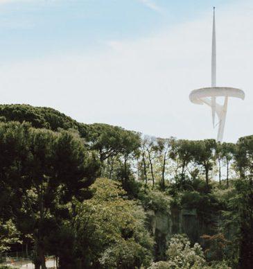 El Parc de Montjuïc, plans infinits al seu interior