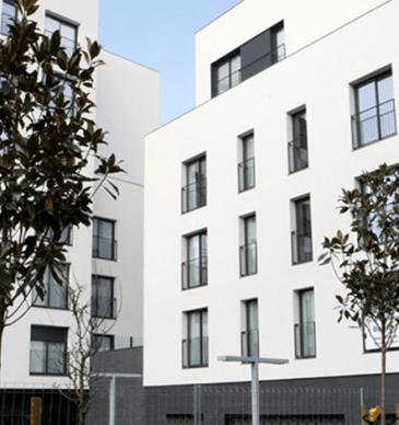 Nuevas fotos de los pisos de alquiler de Santa Coloma, ¡en exclusiva!
