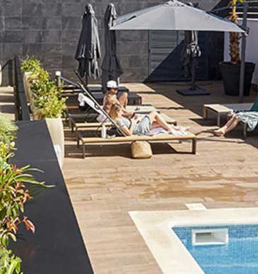 Terrace, garden and more space: the most valued elements when searching for a flat