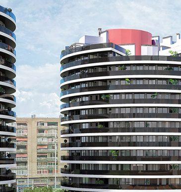 Habitatges build to rent a l'àrea de Barcelona