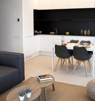 Open Day at Becorp · Sant Just – Modolell rental apartments