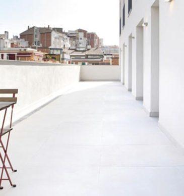 """El pis ideal dels """"centennials"""": zones comunes, terrassa i coworking"""