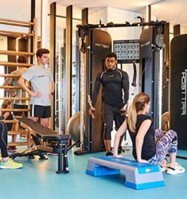 Vuelve a la rutina activándote en el Gym de tu Becorp