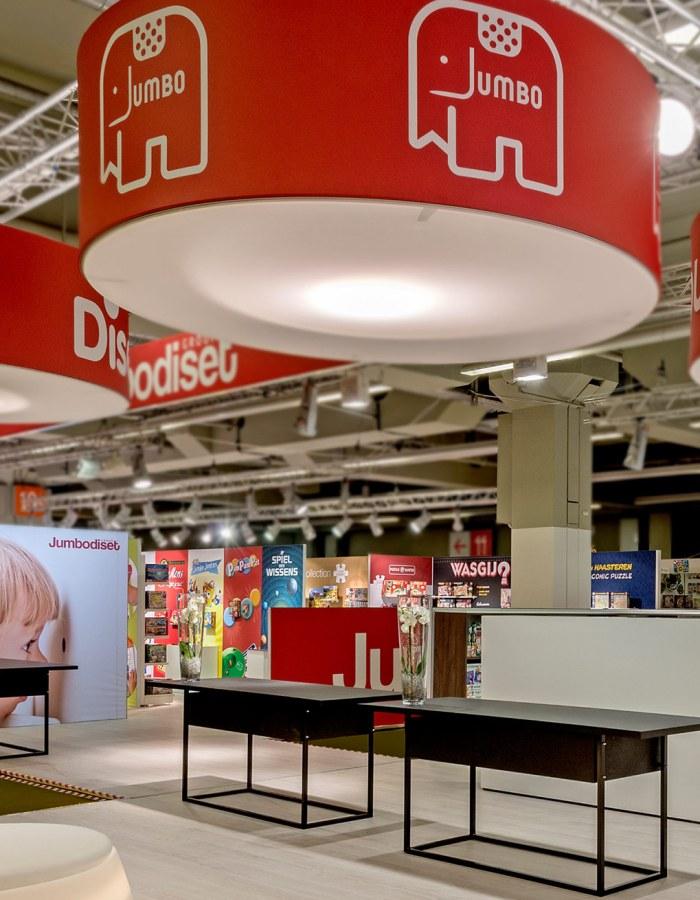 Messedesign - Messebau - Spielwarenmesse Nürnberg