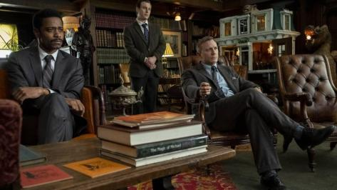 Daniel Craig in Rian Johnson's Knives Out recensie
