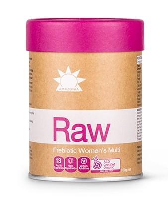 Amazonia Raw Prebiotic Women's Multi