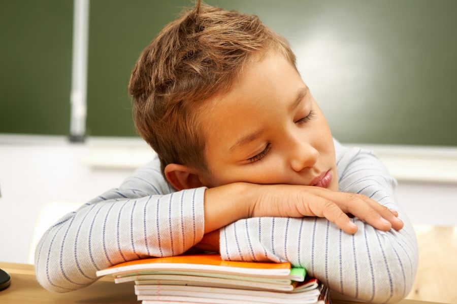 Why is my child always tired?