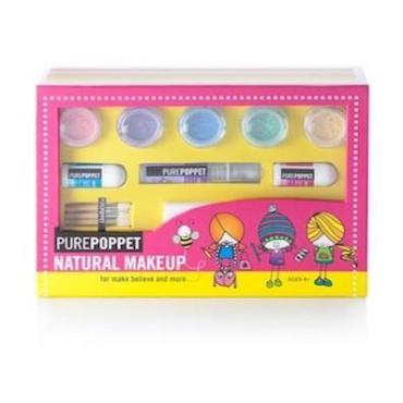 Pure Poppet Natural Play Makeup Box Kit