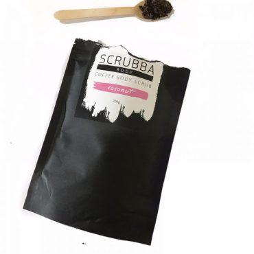 Scrubba Coconut & Arabica Coffee Body Scrub