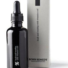 Rohr Boab and Rosehip with Vitamin E Oil