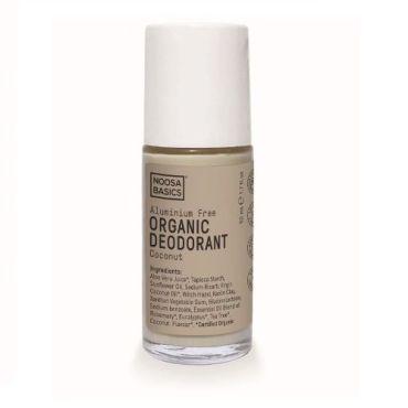 Organic Deodorant Roll On Coconut