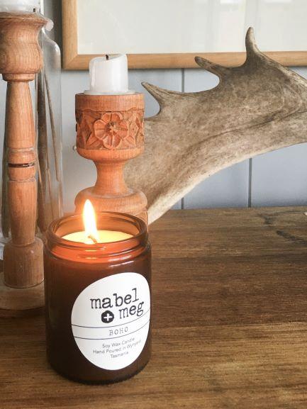 Boho Classic candle