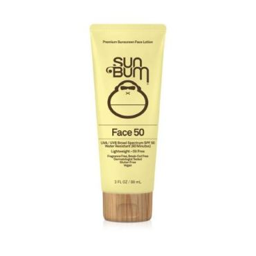 SUN BUM SPF 50+ FACE LOTION - 177ML