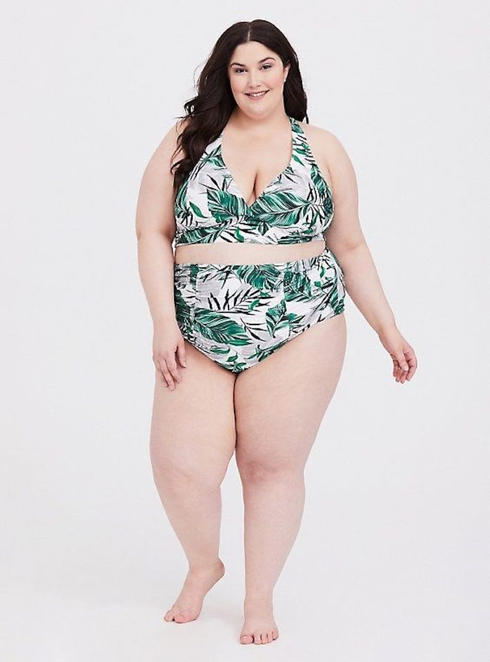 UNRULY | Plus-Size Bikinis | Every Body Is a Bikini Body, and Here are the Cutest Plus-Size Bikinis to Prove It
