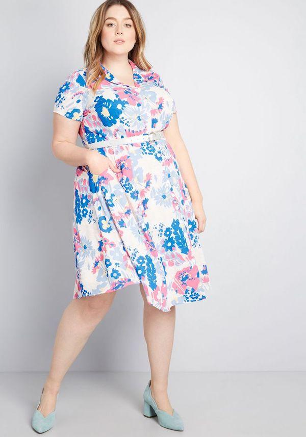 UNRULY   27 Cute AF Plus-Size Spring Dresses