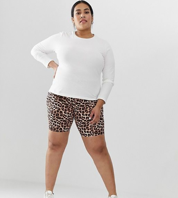 UNRULY | Plus-Size Bike Shorts to Shop, Because Bike Shorts Aren't Going *Anywhere*