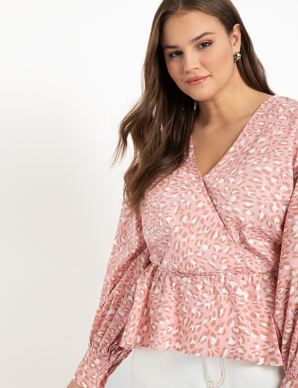 UNRULY   Plus-Size Spring Going-Out Tops 2020