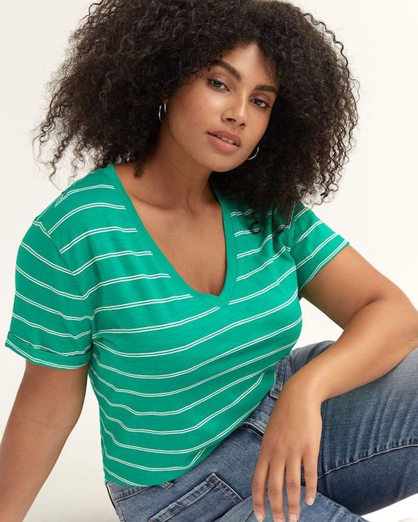 UNRULY | Cute Plus-Size Spring Tees You'll Want to Live in Forever
