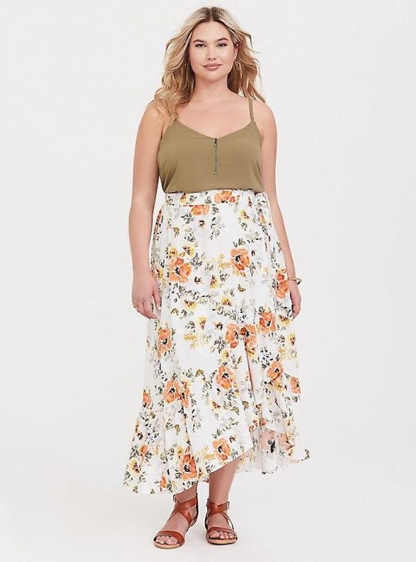 UNRULY | Plus-Size Spring Skirts Your Closet Needs Right Now