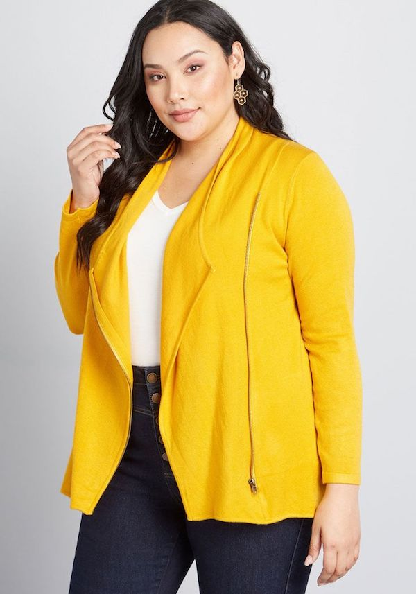 UNRULY | The Curvy Woman's Guide to Spring 2019's Marigold Yellow Color Trend