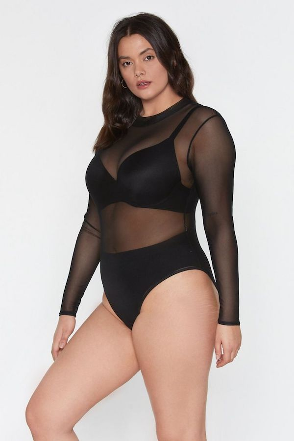 UNRULY | Plus-Size Bodysuits That Are Truly Perfect for Summer Nights