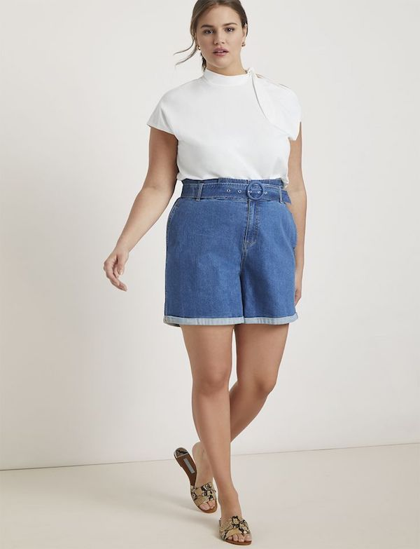 UNRULY | Plus-Size Shorts Worthy of Taking You *Everywhere* This Summer