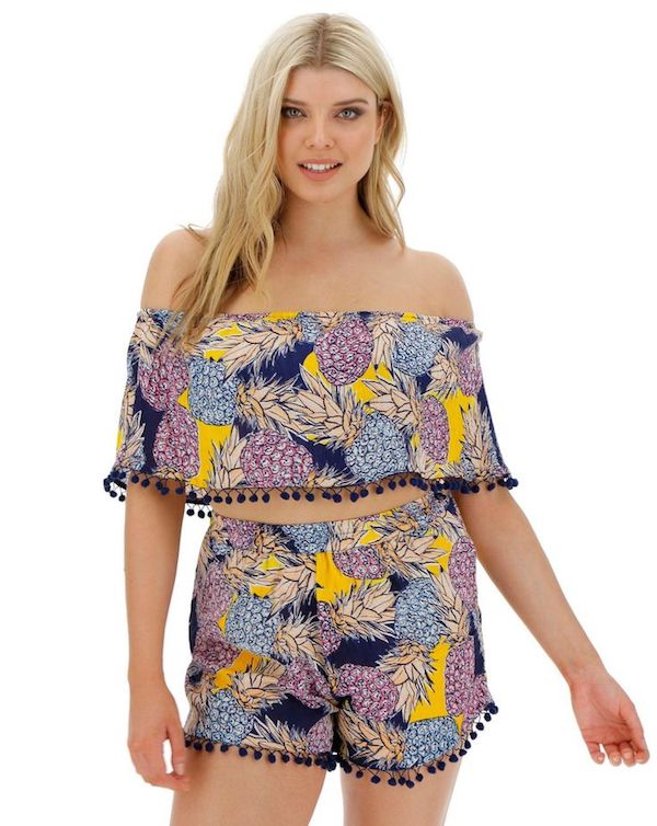 UNRULY   Plus-Size Swim Coverups That Are Beyond Cute