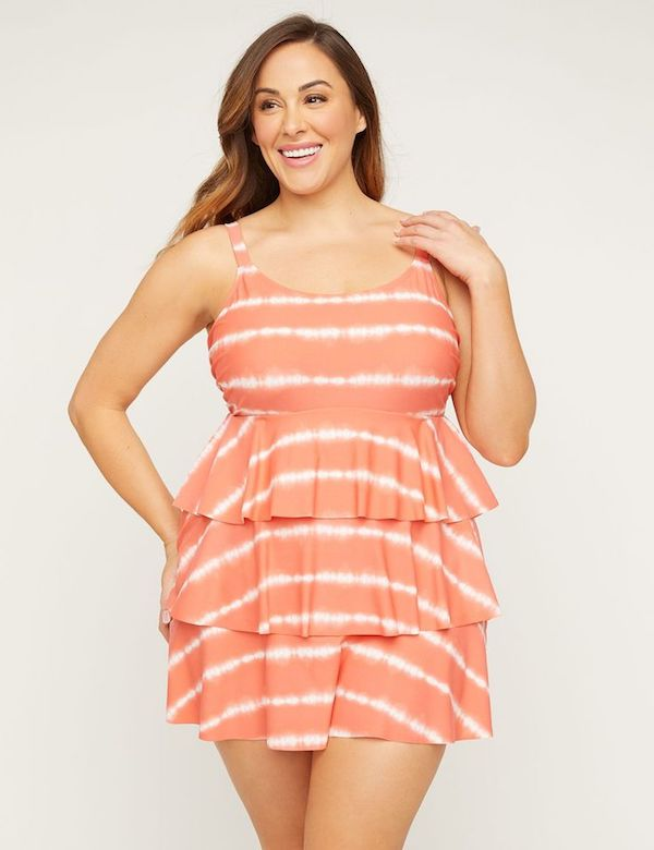 UNRULY | Plus-Size Swimdresses So Cute You Don't Even Need a Separate Cover-Up