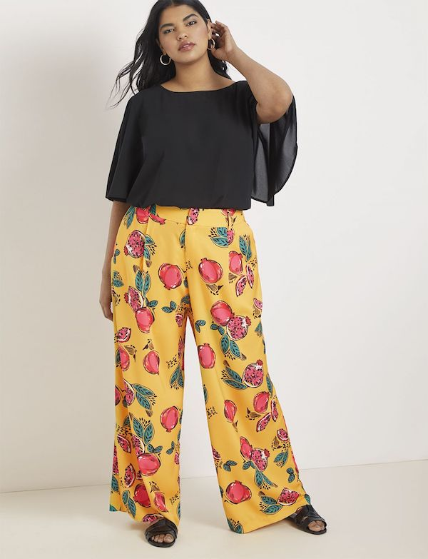 UNRULY | Plus-Size Tropical Print Clothes
