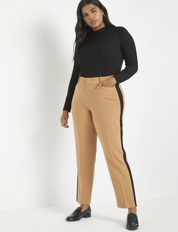 UNRULY | Cute Plus-Size Fall Pants
