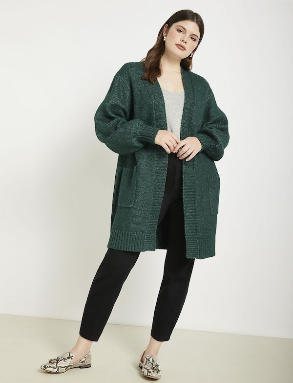 UNRULY | Plus-Size Oversized Sweaters to Shop Now