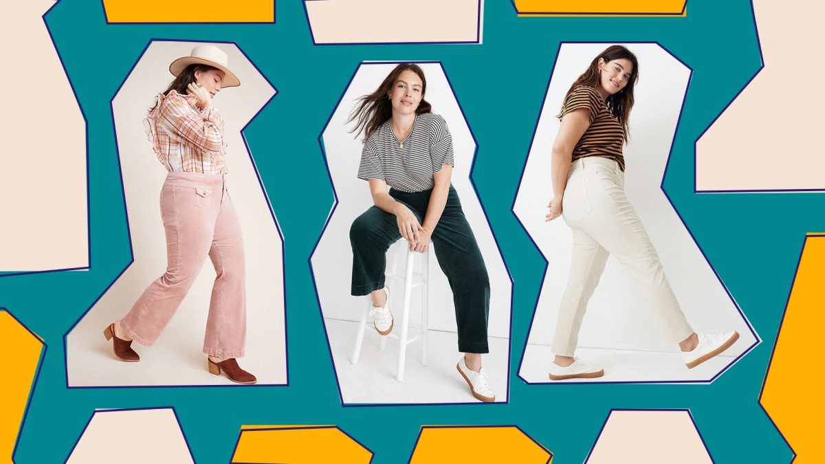 UNRULY | Plus-Size Corduroys to Shop Now