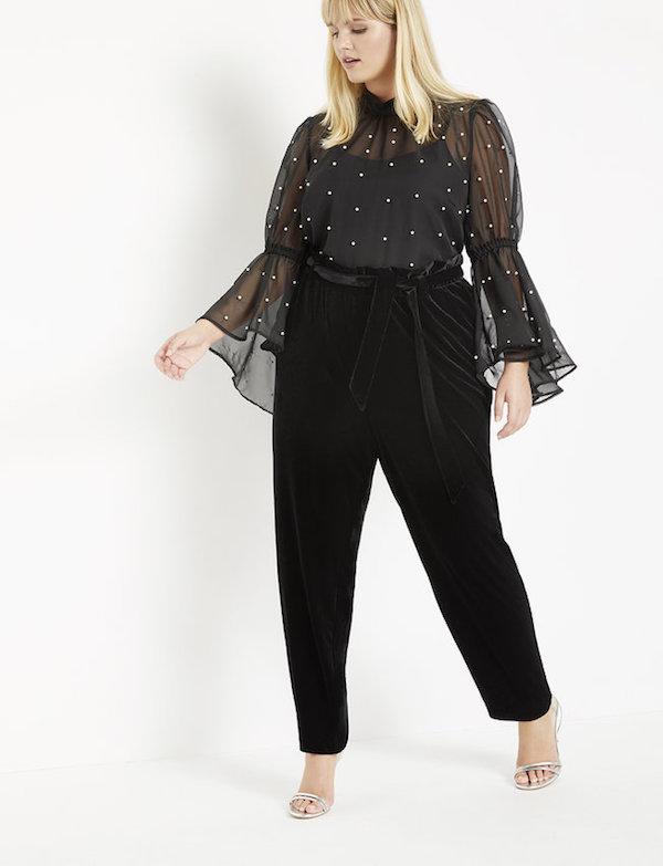 UNRULY   It's Officially Velvet Season   Plus-Size Velvet Pieces to Shop