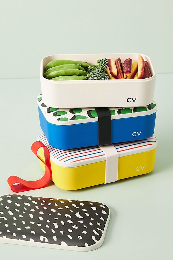Various Colorful Lunch Boxes